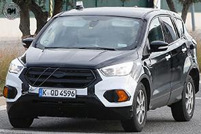 Nuova Ford Kuga : nel 2020 la versione Plug-In Hybrid