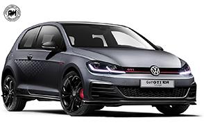 Volkswagen Golf GTI TCR: una vettura sportiva di razza!!!