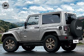 Nuova serie speciale Jeep Wrangler Golden Eagle