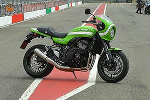Kawasaki nuovo Sponsor del Campionato Italiano Vintage Endurance 2018.