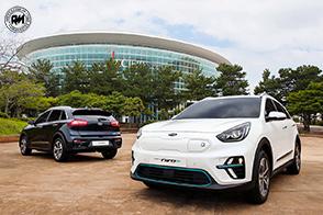 Un Crossover compatto con efficienza elettrica: arriva la Kia Niro EV