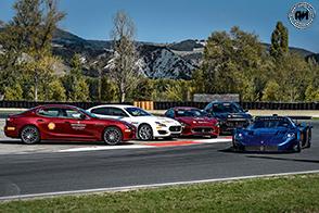 Nuovi corsi di guida Master Maserati 2018