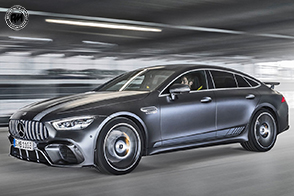 Mercedes-AMG GT Coupé4 63 S 4MATIC+ Edition 1