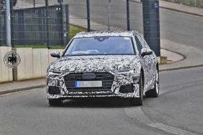 Motore V8 biturbo da oltre 500 CV per la nuova Audi S6