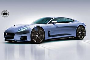 Una due posti rigorosa e sportiva: la futura Jaguar XK