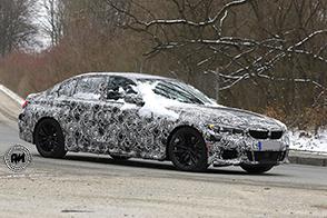Aerodinamica record per la futura BMW Serie 3