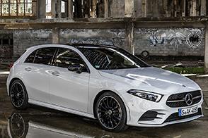 L'inedito sistema di infotainment MBUX sulla nuova Mercedes-Benz Classe A
