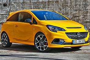 Opel Corsa GSi: superata la soglia dei 100 CV/litro!!!