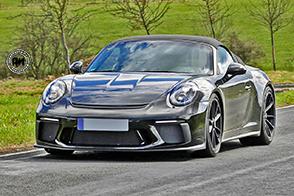Pronta la nuova generazione della Porsche 911 Speedster