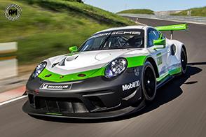 Pronta per la stagione 2019, la nuova Porsche 911 GT3 R