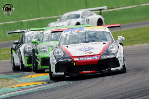 Porsche Carrera Cup Italia 2018