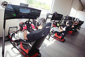 Parte il Porsche e-Carrera Cup Italia , primo monomarca di simulazione di guida