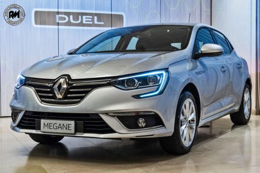 Nuova Renault Megane Duel