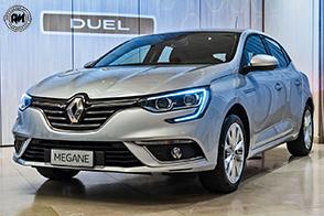 Nuova Renault Megane Duel: semplificazione e rinnovamento!