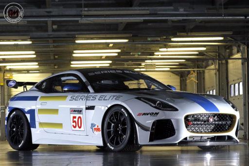 Jaguar F-Type GT4