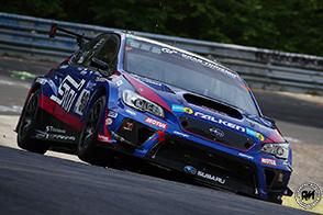 Subaru vince per la quinta volta la 24 Ore del Nurburing con la WRX STI