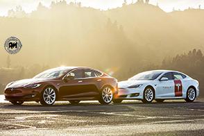 Le nuove officine mobili realizzate su base Tesla Model S