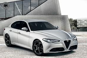 Stile sportivo per la nuova Alfa Romeo Giulia Sport Edition