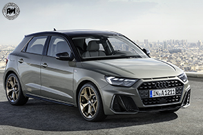 Design inconfondibile per la nuova Audi A1 Sportback