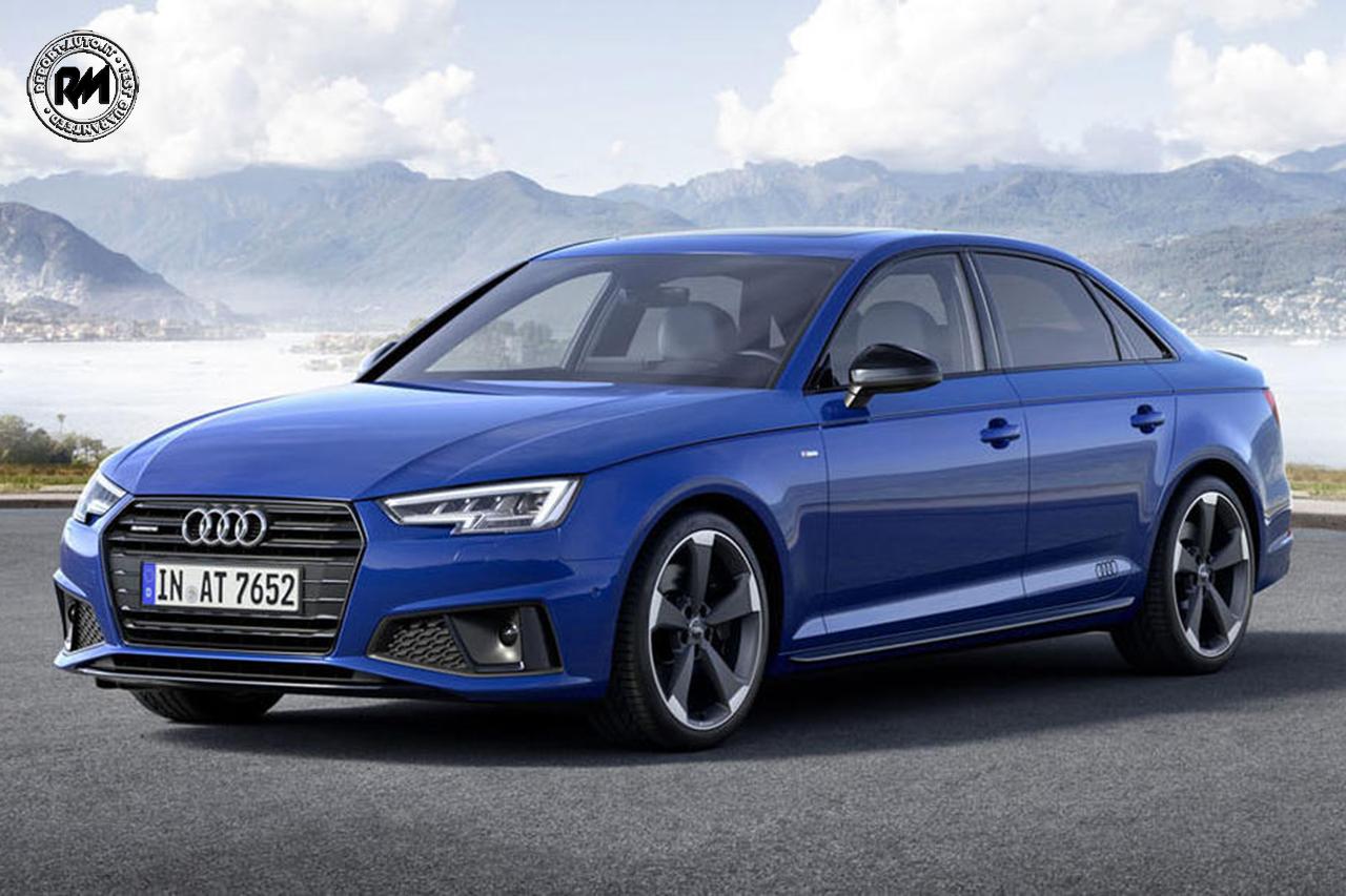Audi aggiorna la gamma a4 berlina con modifiche estetiche for Lunghezza audi a4 berlina