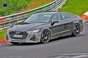 Oltre 700 cavalli per la futura Audi RS7 Sportback Plug-in Hybrid!
