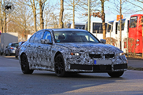 Continuano i test sulla futura BMW M3 Model Year 2019