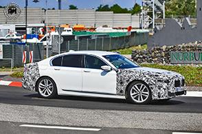 In BMW si lavora sulla futura Serie 7 puntando sull'ibrido plug-in