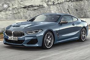 Svelata la bellissima e possente nuova BMW Serie 8 Coupé