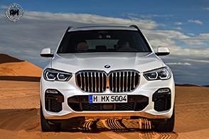 Efficienza, potenza ed motorizzazioni Euro6d-Temp: è la nuova BMW X5