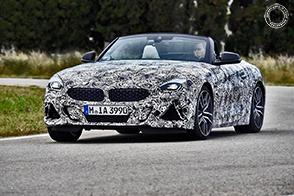 Sportiva e confortevole: queste le linee guida della futura BMW Z4