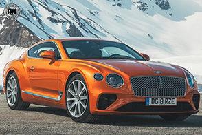 Stile, tecnologia e lusso per la nuova e scultorea Bentley Continental GT