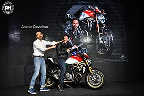 Ducati Monster 1200 25° anniversario nel segno della S4RS Tricolore