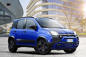 Nuova Fiat Panda Waze: l'utilitaria altamente social