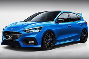 Parola d'ordine elettrificazione per la futura Ford Focus RS