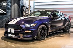 Più grintosa che mai, in arrivo la nuova Ford Mustang Shelby GT350