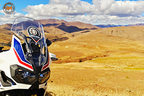 Adventure Roads 2019: l'emozionante tour in sella alla Honda CRF1000L Africa Twin