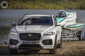 Nuovo record di velocità per il Jaguar Vector Racing V20E