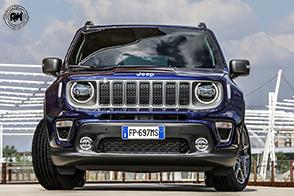 Nuove motorizzazioni turbo per la Jeep Renegade MY 2019
