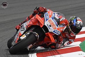 MotoGP Catalunya: nelle prime libere del Venerdì, primo Jorge Lorenzo