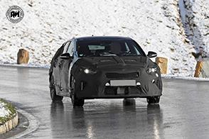 Una sportiva made in Nurburgring: è la futura Kia Cee'd GT