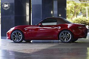 Omologazione Euro 6d-temp e nuove tecnologie per la Mazda MX-5 2019
