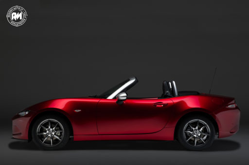 Mazda MX-5 Limited Edition in partnership with Polini Heritage