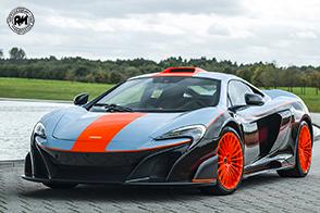 Dalla divisione MSO arriva la McLaren 675LT Gulf Racing
