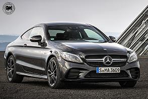 Mercedes-AMG rinnova la sua velocissima C 43 4Matic