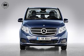 Mercedes-Benz Classe V Rise: il monovolume tedesco ora ancora più accessibile