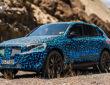 Mercedes-Benz EQC: test finali nel deserto fino a 50 gradi