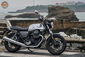 Moto Guzzi V7 III Limited: solo 500 esemplari per una vera special