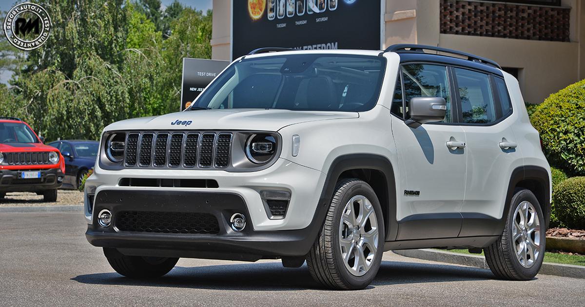 Schema Elettrico Jeep Renegade : Efficienza personalità e sguardo al futuro nuova jeep
