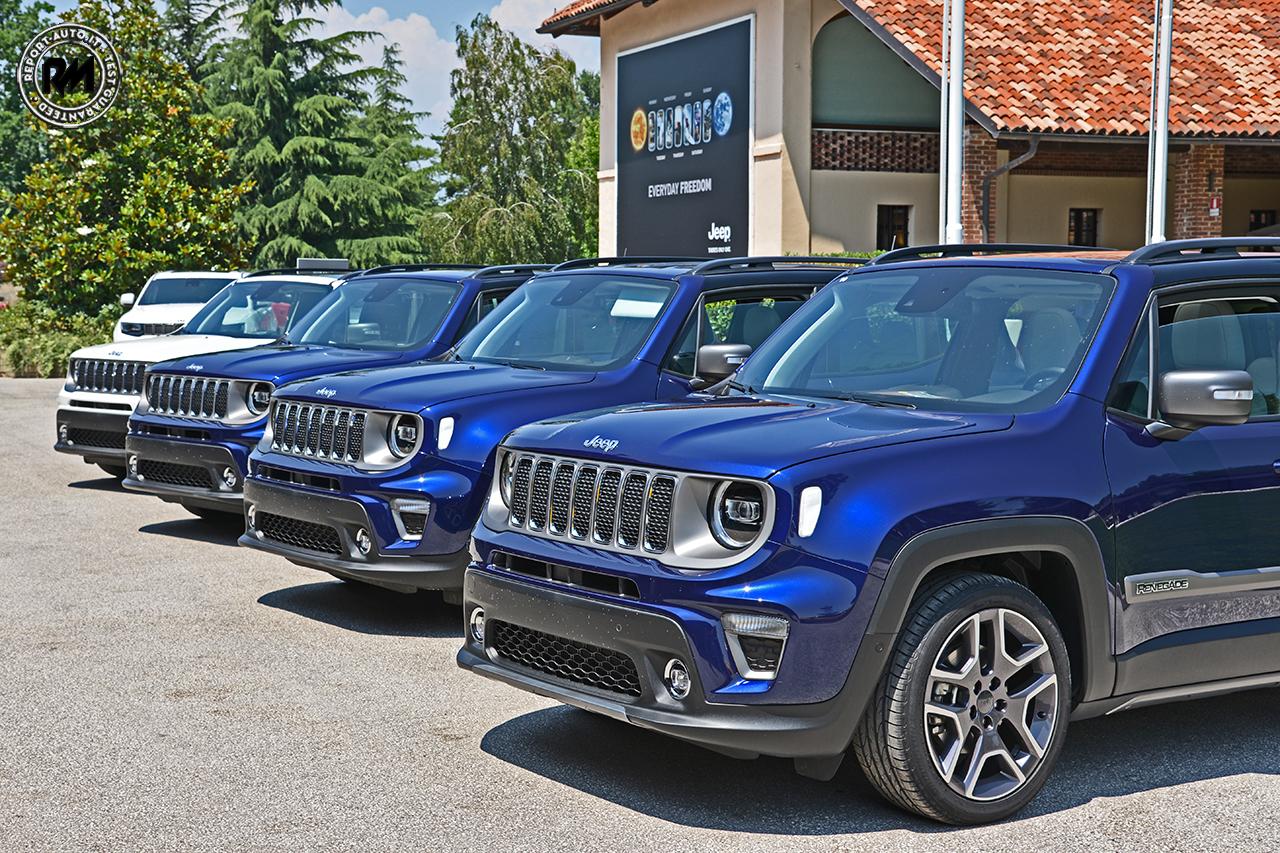 Efficienza Personalita E Sguardo Al Futuro Nuova Jeep Renegade 2019