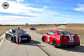 All' INTA è record per Mark Gené e la Nissan GT-R Nismo